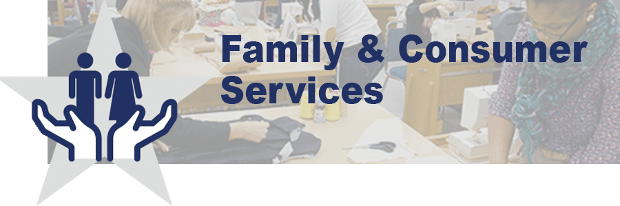 CTE: Family & Consumer Sciences